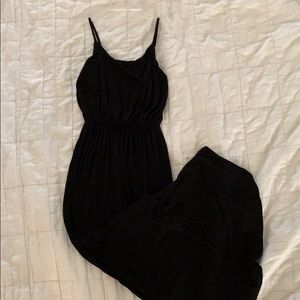 Lush Black maxi dress size S